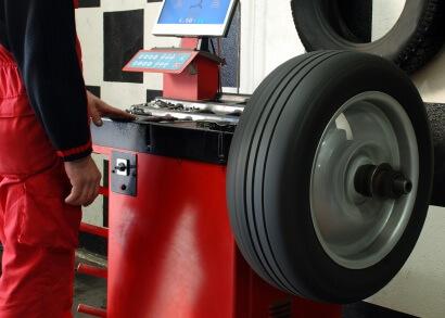 calibragem de rodas